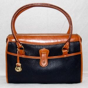 Dooney & Bourke Leather WAYFARER SATCHEL Handbag